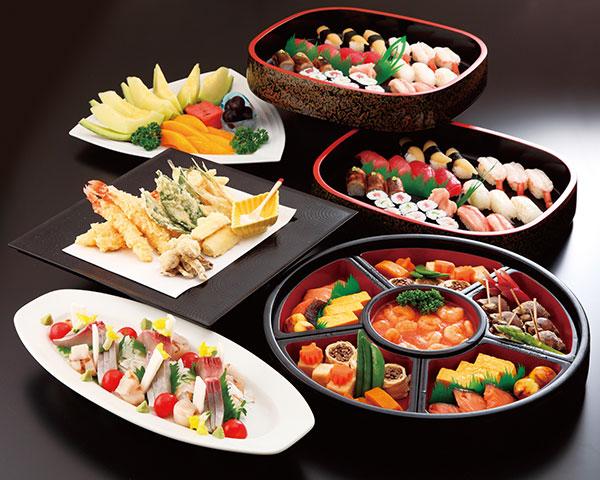 総合葬祭 あおき 法要料理 オードブルセットイメージ