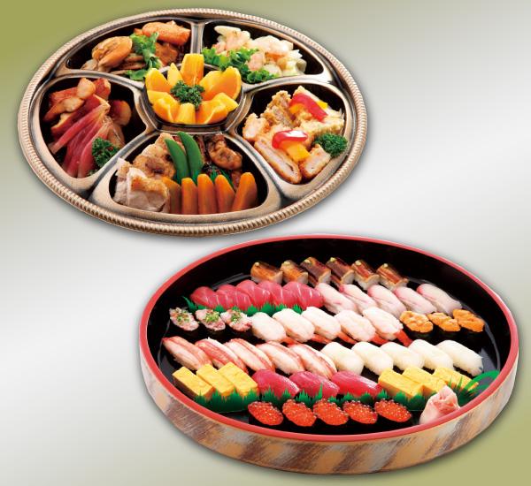 総合葬祭 あおき ご自宅法要料理 オードブルセットイメージ