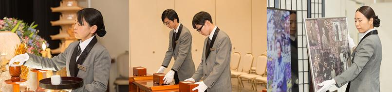 総合葬祭 あおきスタッフイメージ