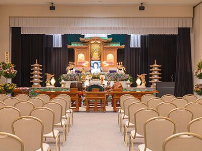あおきの会 会員特典 祭壇