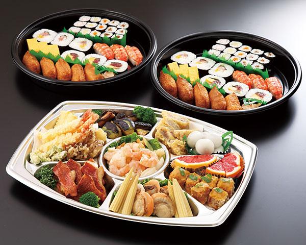 総合葬祭 あおき 通夜料理イメージ
